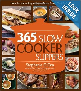Cookbook Review: 365 Slow Cooker Suppers