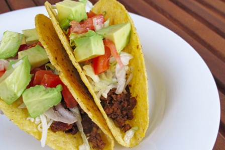 Recipe Redux – Beef and Bean Taco Meat