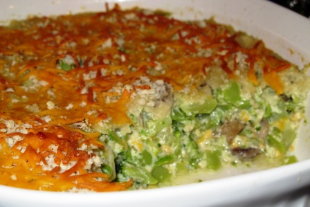 Broccoli Casserole - Vintage Side Dish Reduxed
