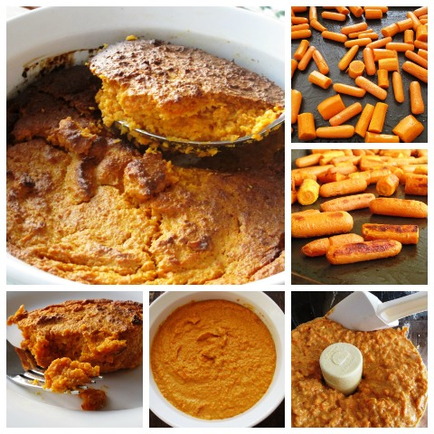 CarrotSouffleCollage