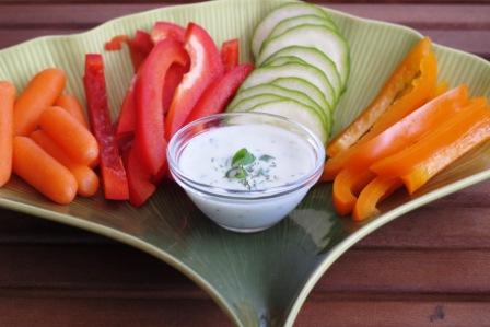 CucumberRanchDressing