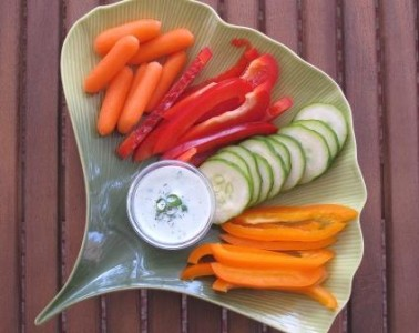 Recipe for Cucumber Ranch Dressing