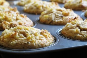 Recipe Redux – Meyer Lemon Rosemary Muffins