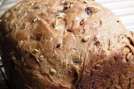 Recipe Redux – Cinnamon Raisin Bread