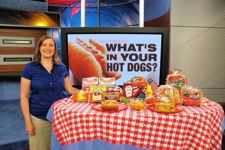 You've Been Eating Mechanically Separated Chicken and You ... |Hot Dog Food Ingredient List