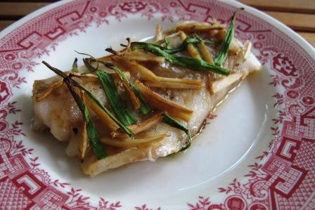 ... fish with ginger and scallions recipe ginger and scallion fish