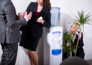 The Water Cooler: Overheard at the Gym